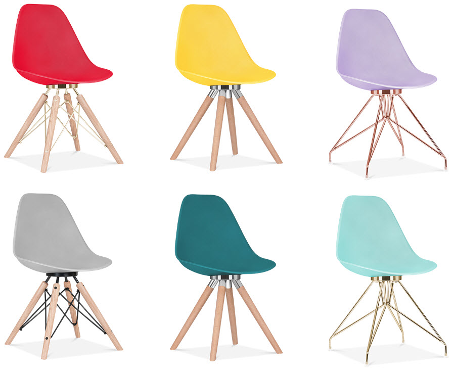 Moda Chair by WAD