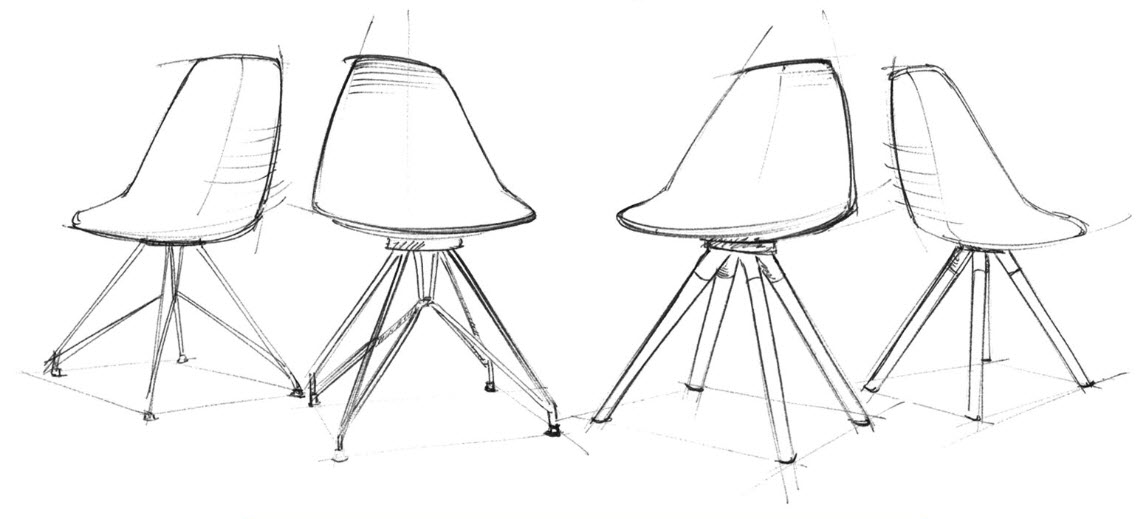 Moda Chair concept by WAD