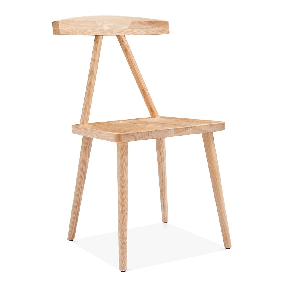 Victory Dining Chair Natural