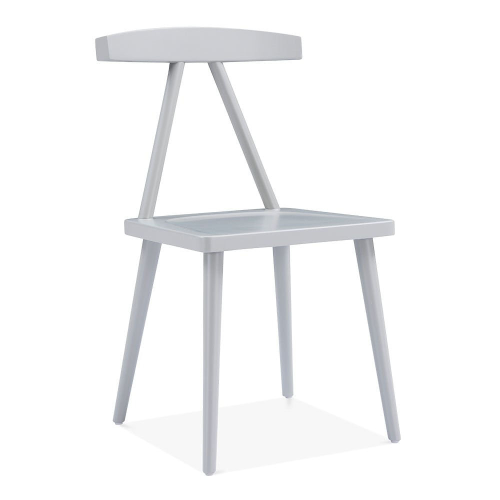 Victory Dining Chair Grey