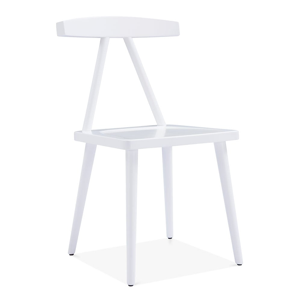 Victory Dining Chair White