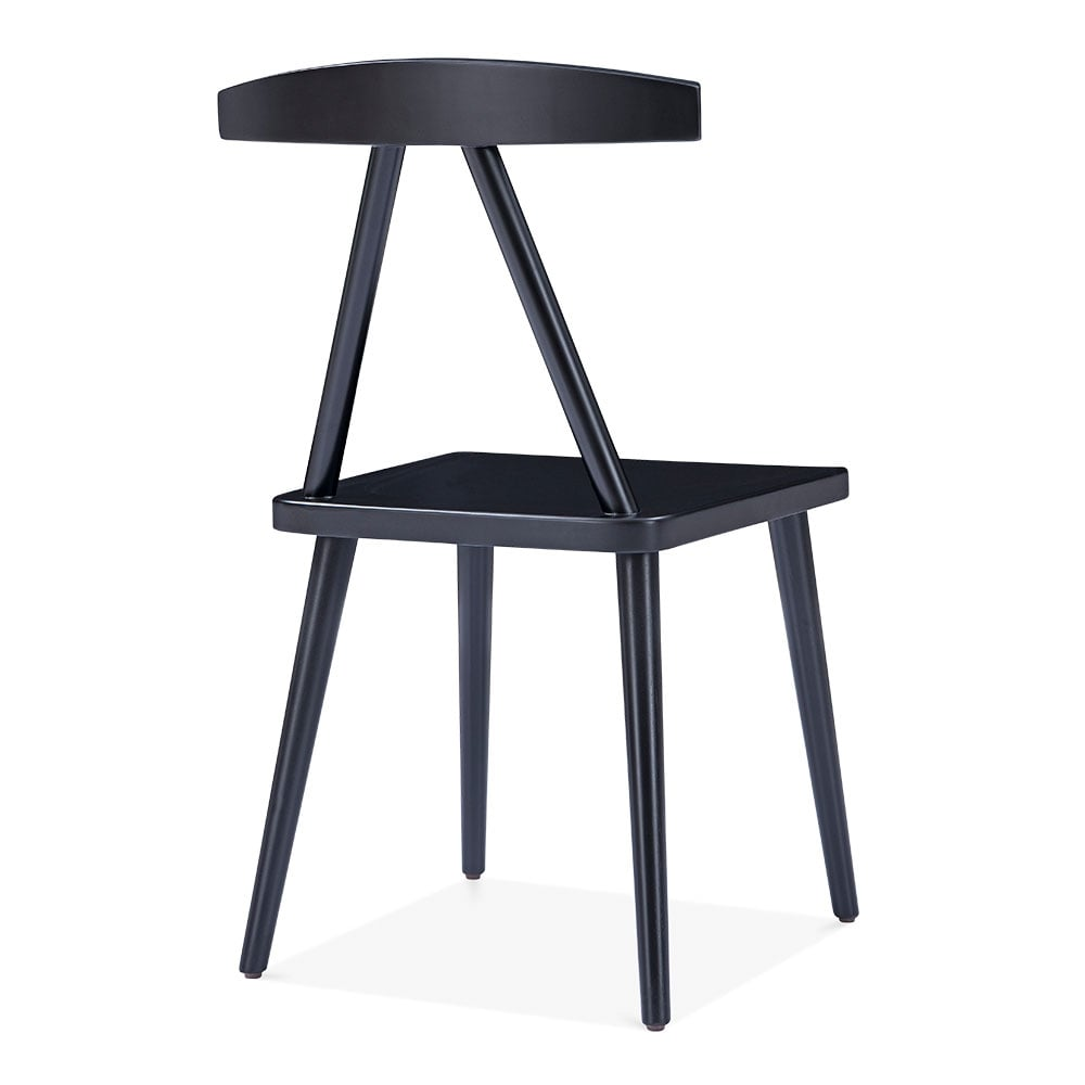 Victory Dining Chair Semi Back