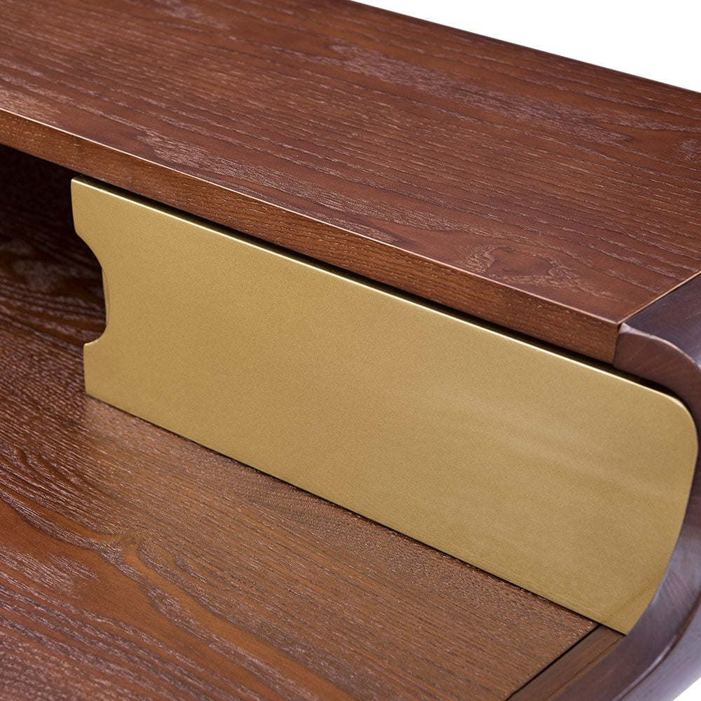 Astrid Home Office Desk Close Up